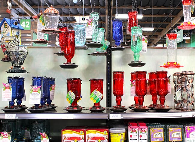 Orchard Supply Hardware Bird Feeders
