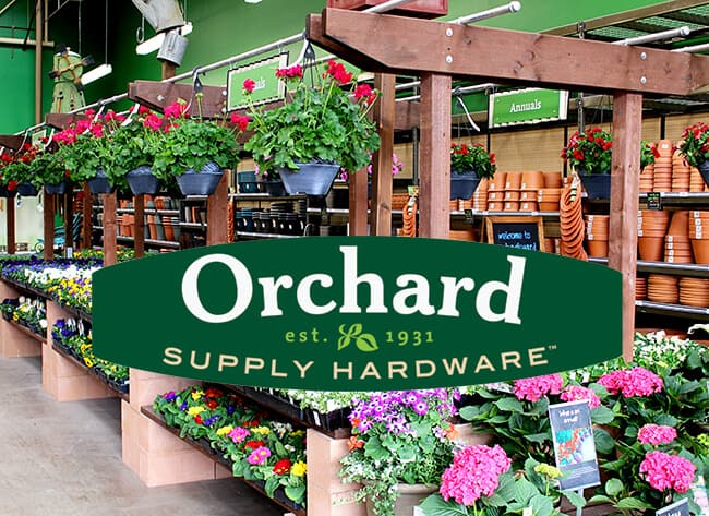 Orchard Supply Hardware Orange County