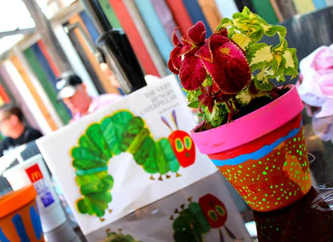 The Hungry Caterpillar Birthday Party