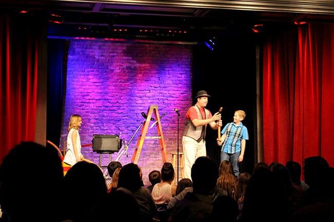 Best Orange County Comedy Club