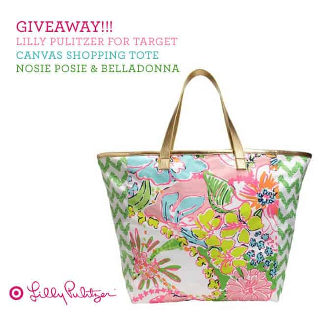 Lilly Pulitzer for Target Giveaway