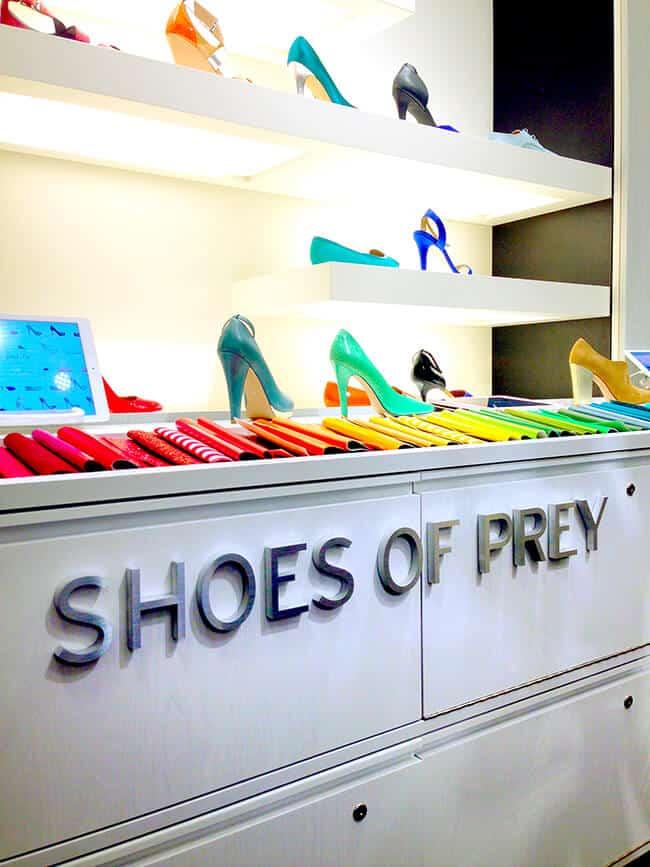 Nordstrom Custom Shoes of Prey