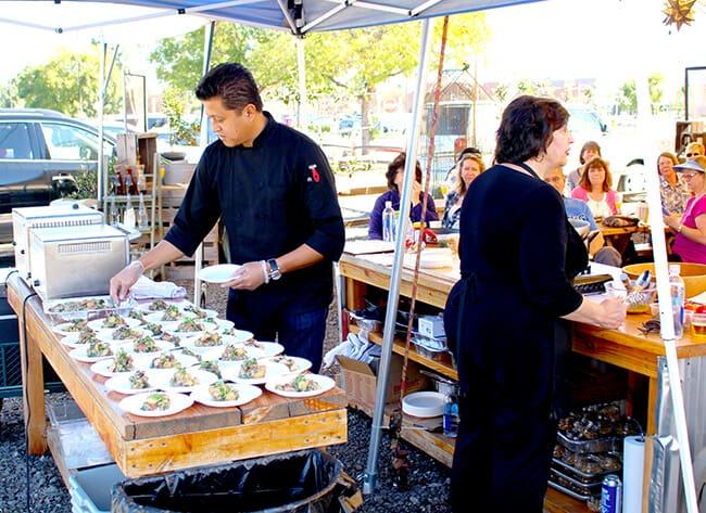 OC Manassero Farm to Table Food