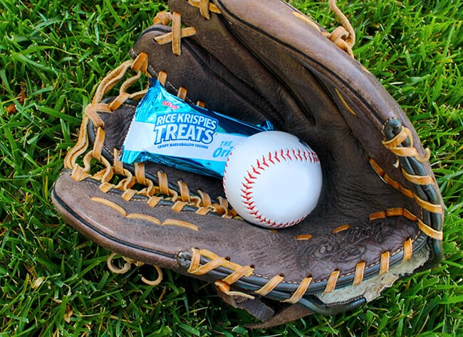 baseball snack ideas