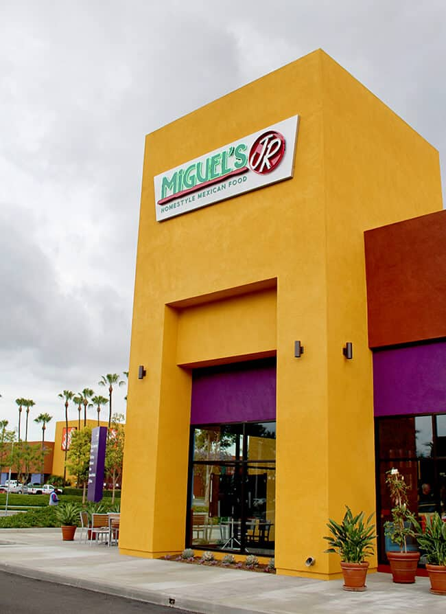 Miguels Fresh Mexican Food Tustin Orange County