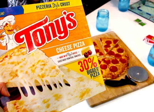 Tony's Pizza Frozen Pizza