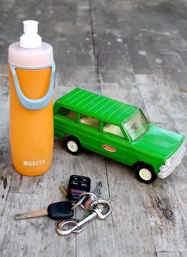 Brita Filter Water Bottles #BritaOnTheGo