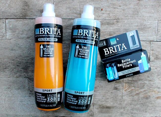 Brita Filter Water Bottles Filters