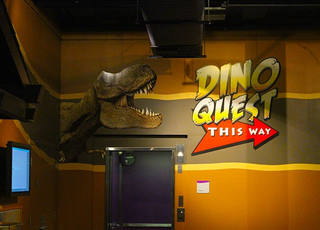 Discovery Cube Dino Quest