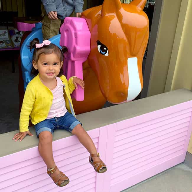 Fun Things for Toddlers to Do at Legoland