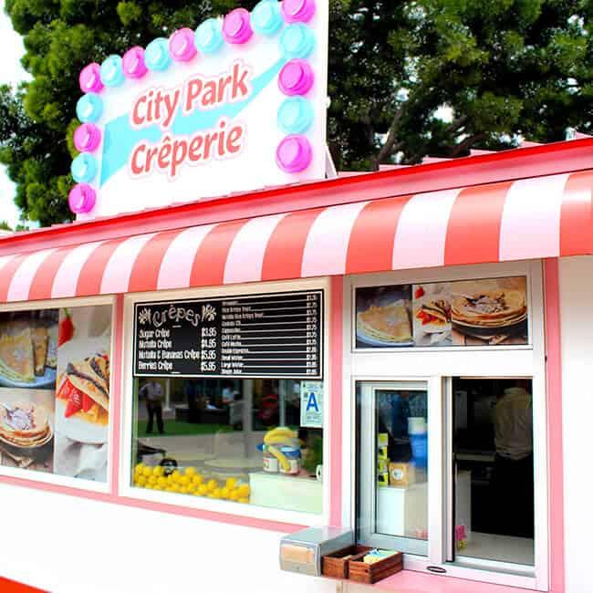 Heartlake City Crepes