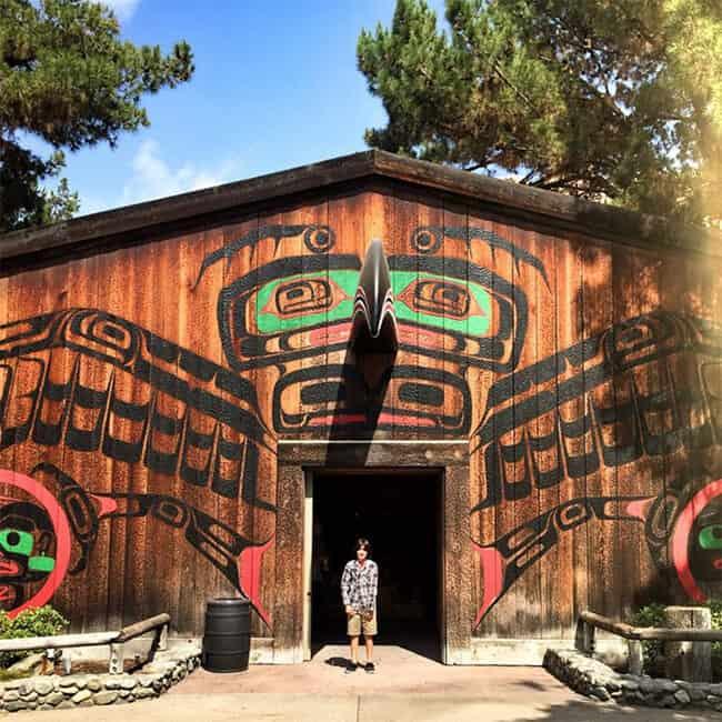 Knott's Mystery Lodge