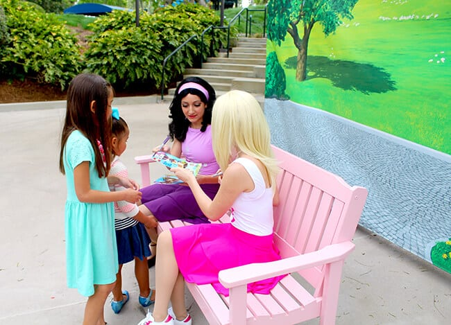 Meeting the Heartlake City LEGO Friends