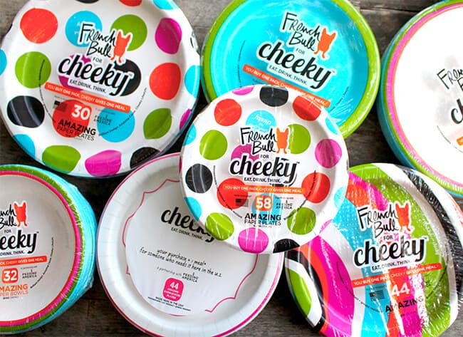 Target Essentials Cheeky Paper Plates