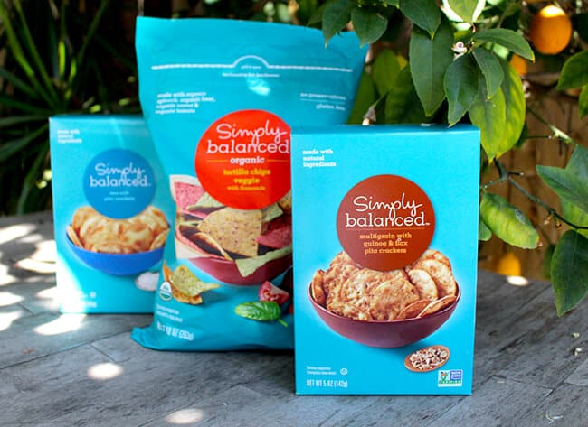 Target Essentials Crackers