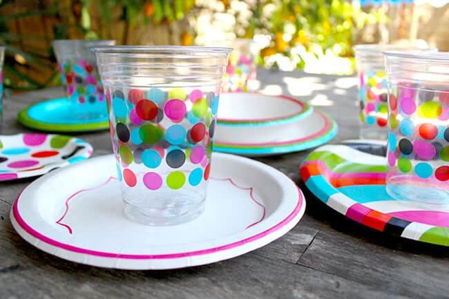Target Essentials Paper Plates