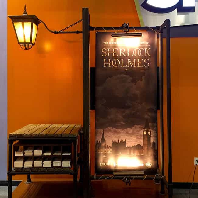 Traveling Sherlock Holmes Exhibit