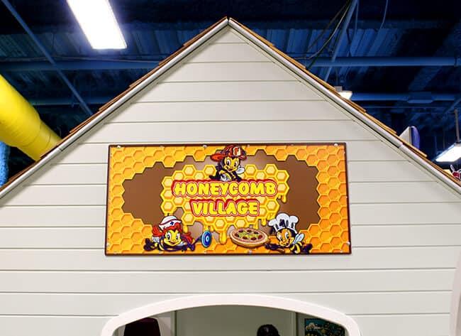 Billy Beez Honeycomb Village