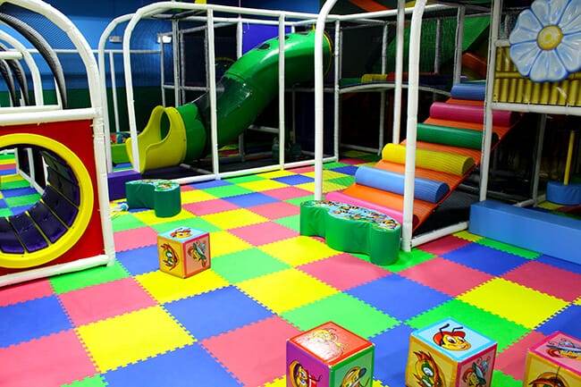 Billy Beez Toddler Area
