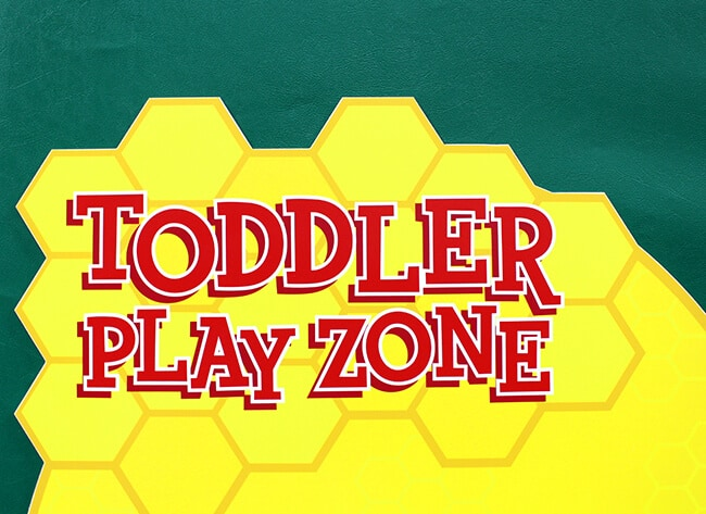 Billy Beez Toddler Zone