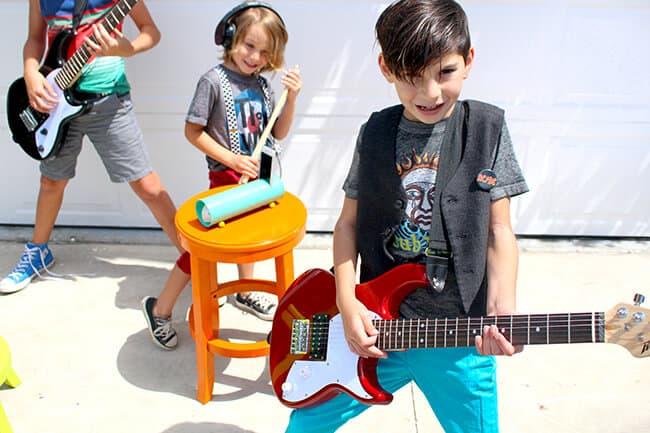 Boys Rock Star Fashion