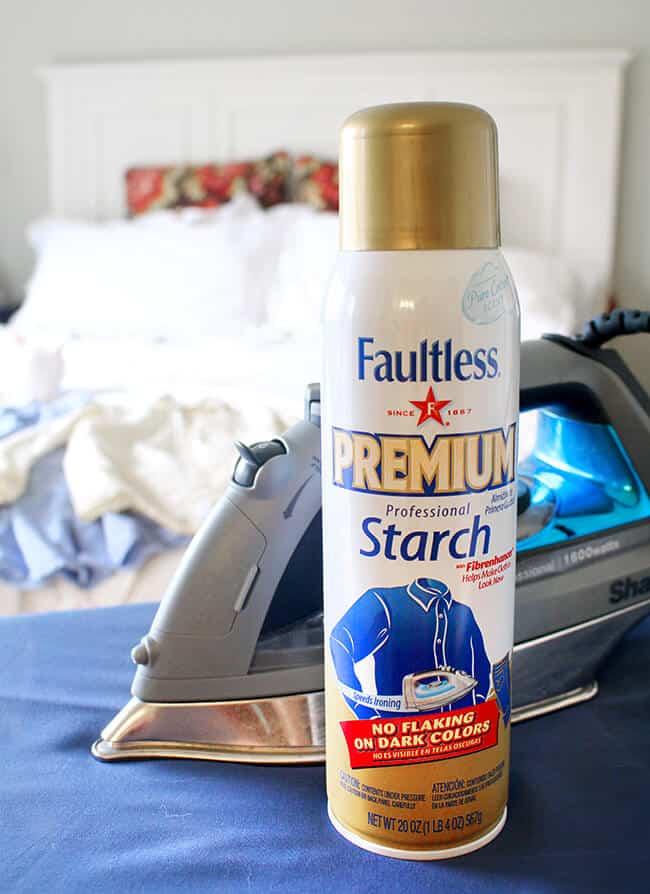 Faultless Premium Starch