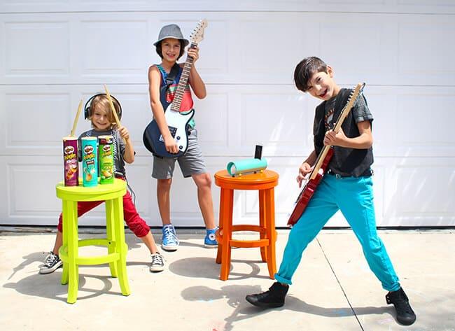 Fun Family Music Ideas