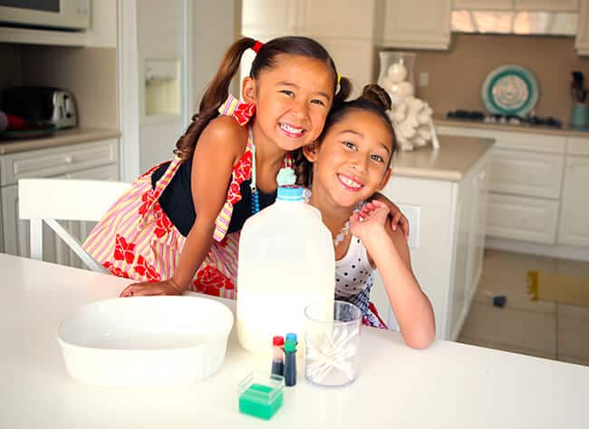 Fun Science Experiments for Girls