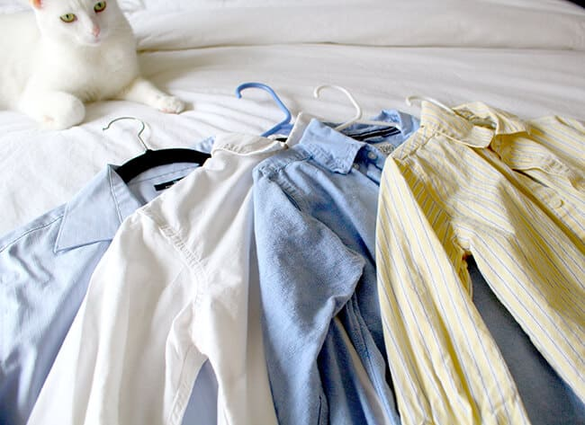 How to Iron a Shirt
