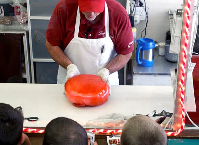 Learn to Make Old Fashion Ribbon Candy Southern California