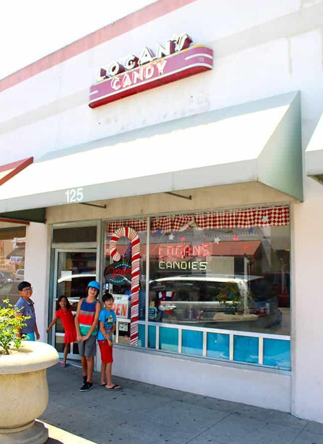 Logans Candy Shop