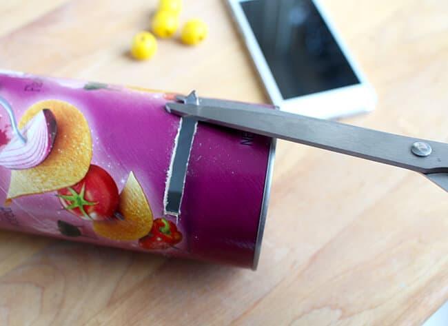 Pringles Can Speaker