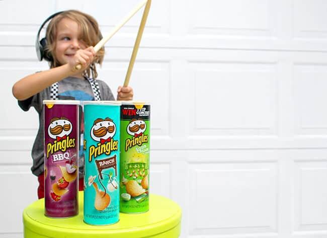 Pringles Summer Jam Contest
