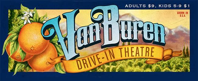 Riverside Van Buren Drive In
