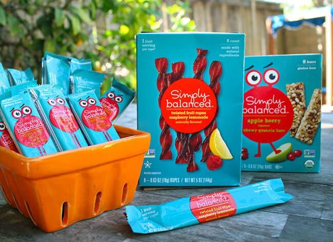 Target Fruit Snacks