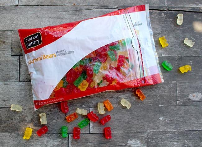 Target Market Pantry Gummy Bears
