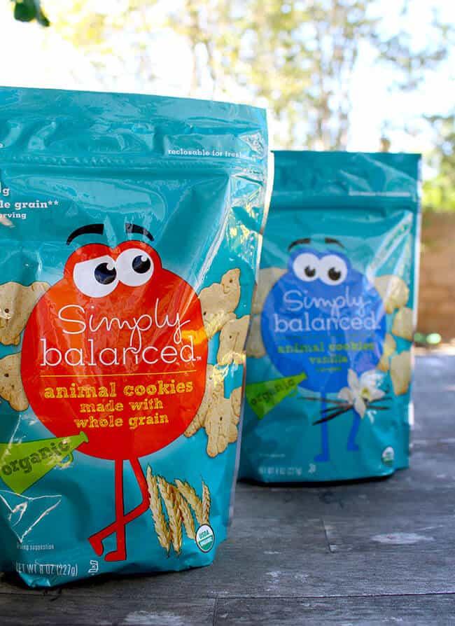 Target Organic Cookies