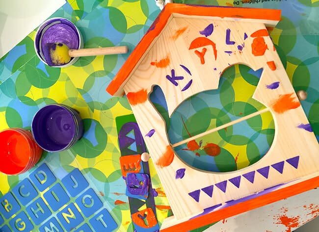 Where to Buy a Birdhouse Craft for Kids