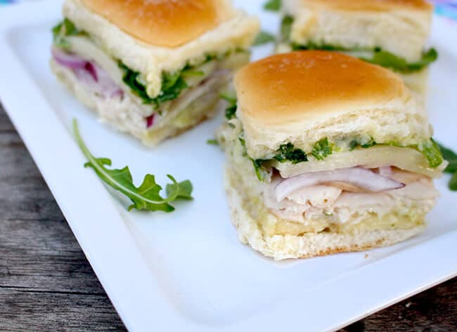 Best Brunch Hot Sandwiches