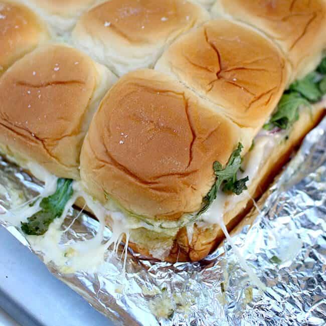 Best Brunch Turkey Sandwiches