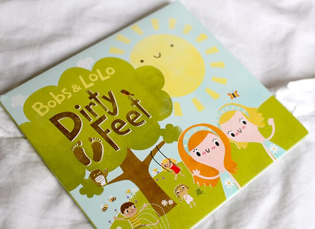 Bobs & LoLo Dirty Feet CD review