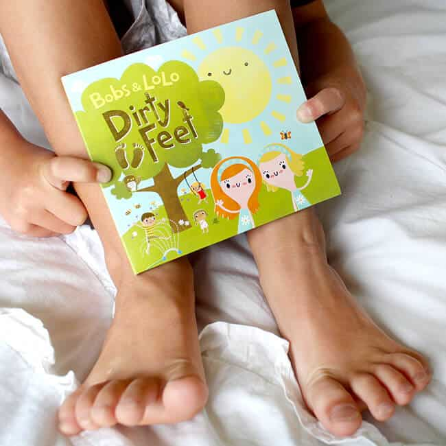 Bobs & LoLo Dirty Feet CD