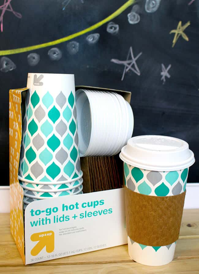 Cute To-go Cups by Target