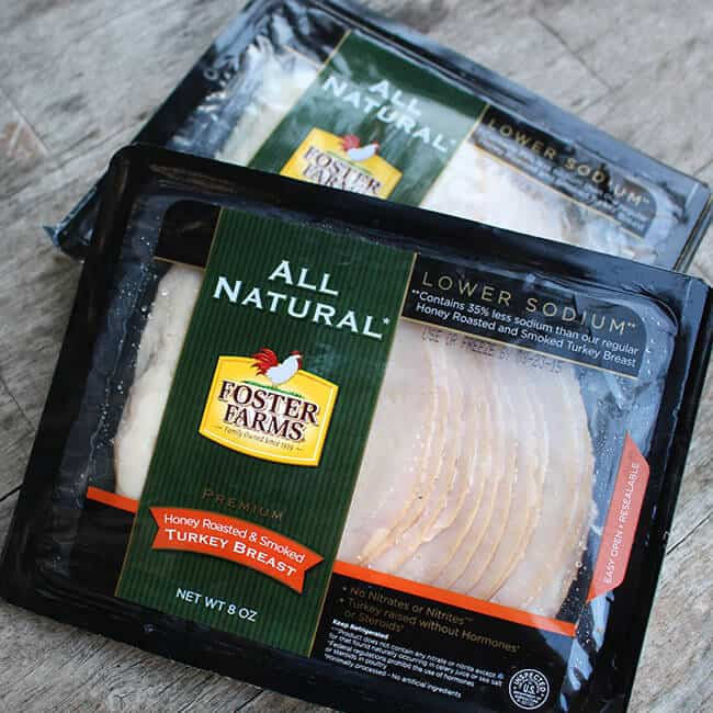 Foster Farms All Naturals Lunch Meat