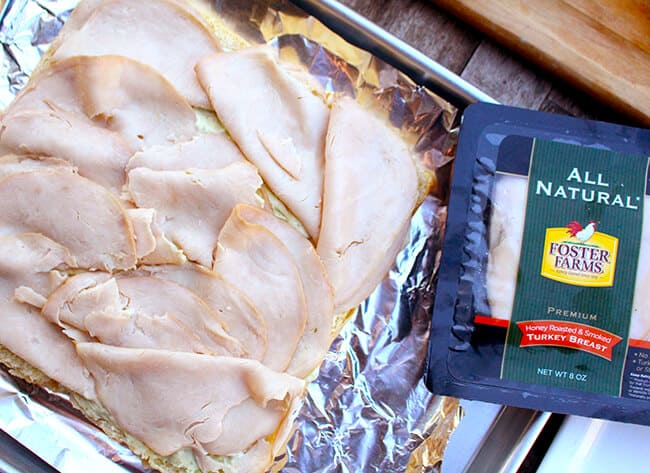 Foster Farms All Naturals Turkey Meat