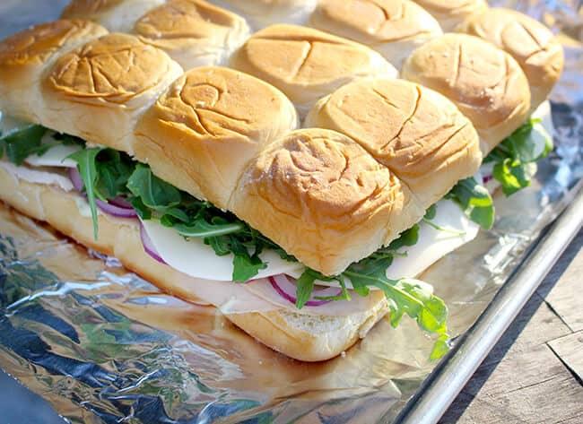 How to Make Turkey Sandwiches