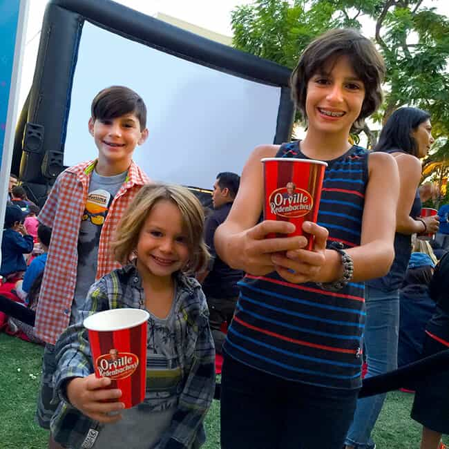 Orville Redenbacher's Popcorn Movie Night