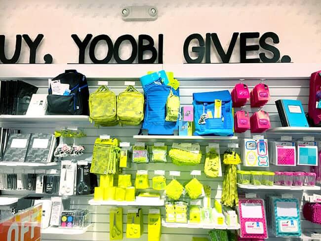 Yoobi Gives