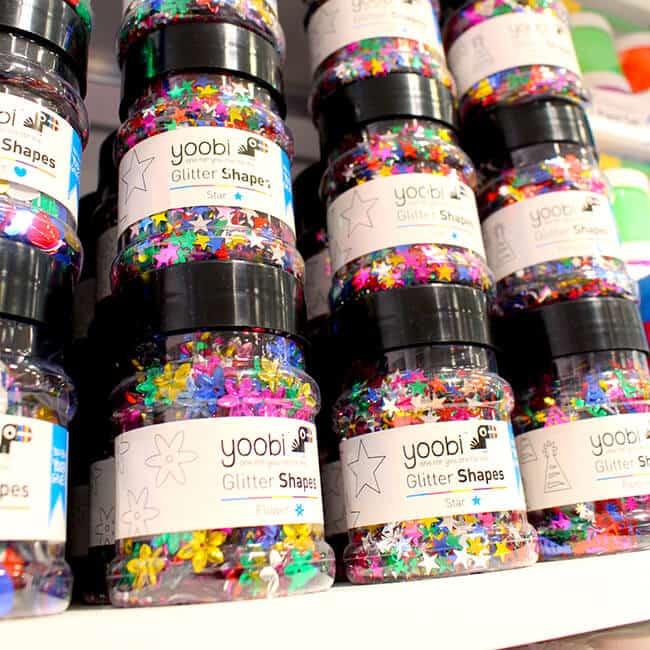 Yoobi Glitter