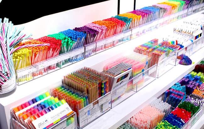 Yoobi Pens and Pencils
